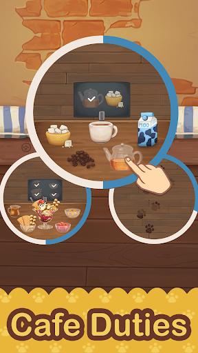 Furistas Cat Cafe - Cute Animal Care Game screenshots 4