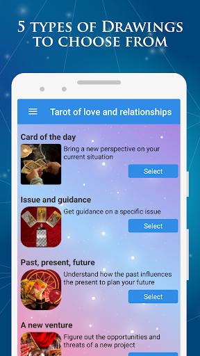Tarot of Love, Money & Career - Free Cards Reading android2mod screenshots 3