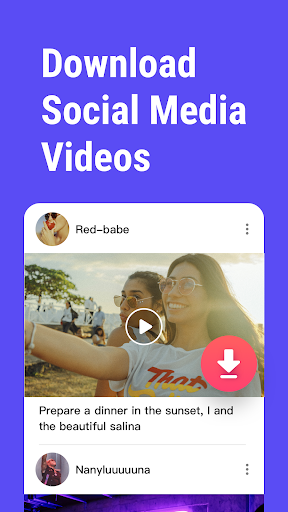 BOX Video Downloader:2021 download video saver app 1.5.8 Screenshots 2