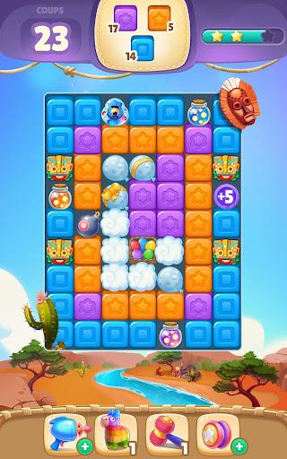 Télécharger Cube Rush Adventure apk mod screenshots 5