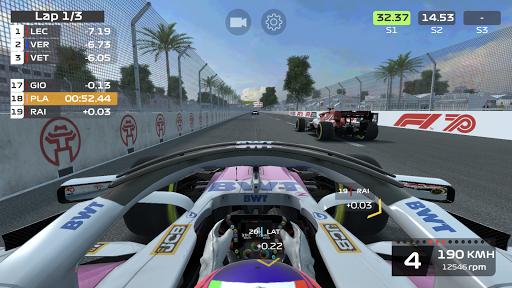 F1 Mobile Racing screenshots 5