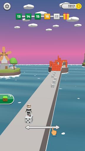 Cube Rider - Cube Surfer 3D  screenshots 4