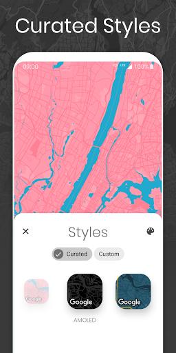 Cartogram - Live Map Wallpapers & Backgrounds modavailable screenshots 3