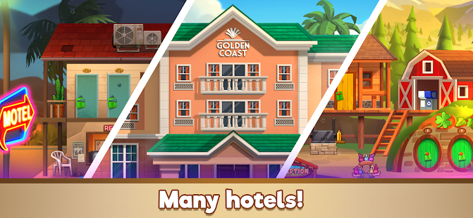 Doorman Story: Hotel team tycoon, time management Mod Apk