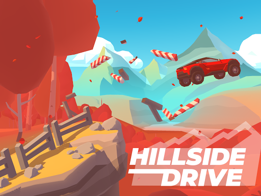 Hillside Drive u2013 Hill Climb Apkfinish screenshots 9