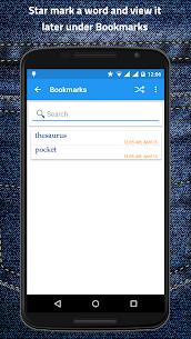 Pocket Thesaurus 4