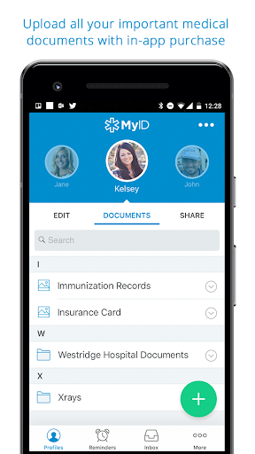 MyID u2013 Medical ID Profile 5.4.8 Screenshots 6