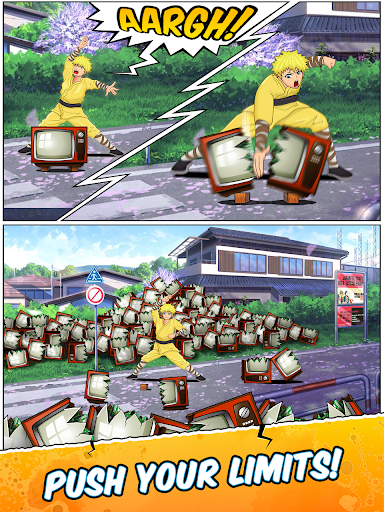 Tap Break Them All : Clicker Hero screenshots 19