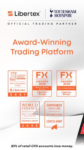 Libertex: CFD Online Trading Stocks, Gold & Forex apktram screenshots 1