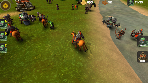 OrcWar Clash RTS 1.126 screenshots 2