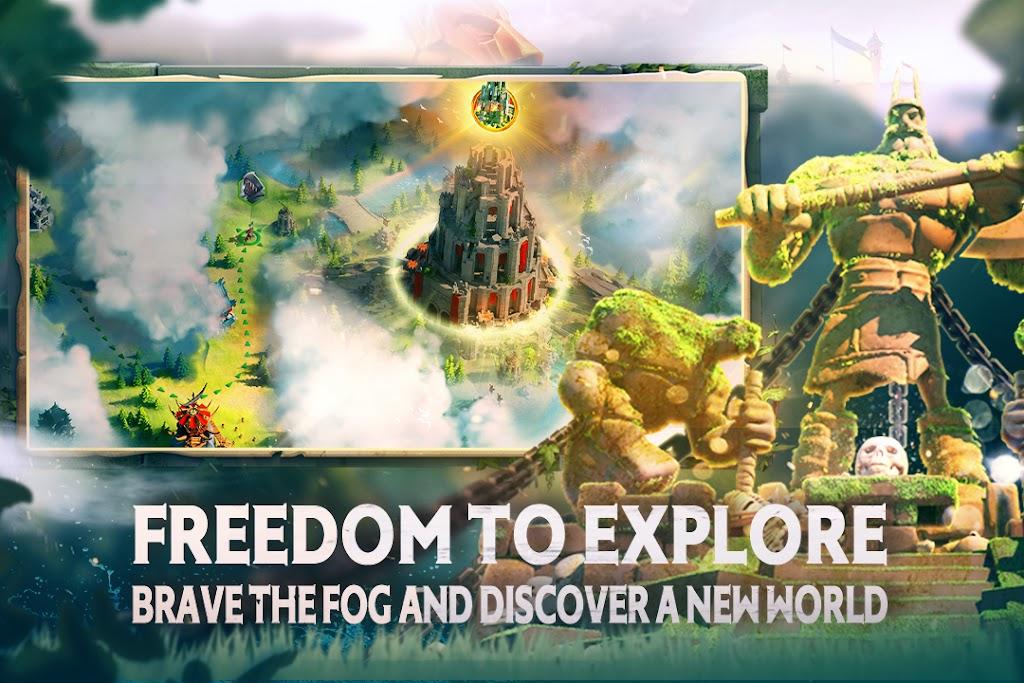 Rise of Kingdoms: Lost Crusade poster 4