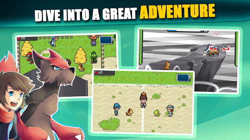 EvoCreo - Free: Pocket Monster Like Games  Screenshots 7