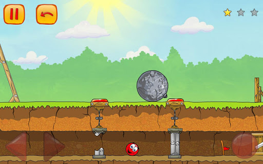 Red Ball 3: Jump for Love! Bounce & Jumping games screenshots 12