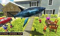 飛行サメシミュレータ:RCサメゲームのおすすめ画像2