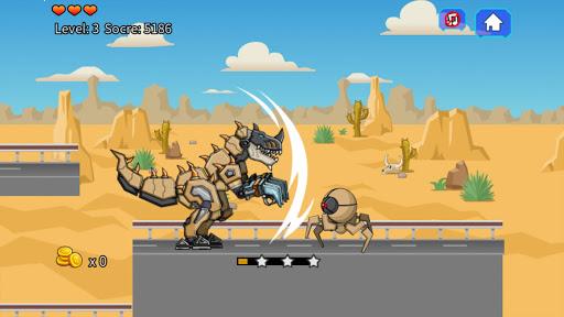 Desert T-Rex Robot Dino Army 2.3 screenshots 2