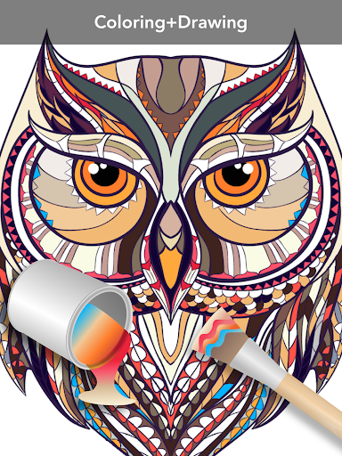 Coloring Book for family 3.2.1 screenshots 4