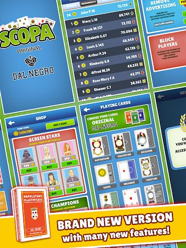 Scopa Dal Negro 2.5.2 screenshots 10