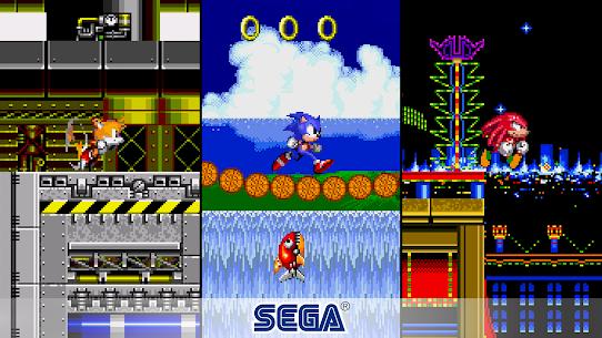 Sonic The Hedgehog 2 Classic Mod Apk 4