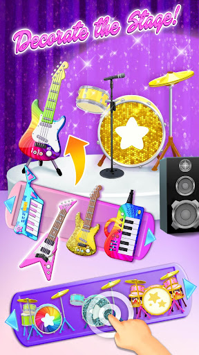 Sweet Baby Girl Pop Stars - Superstar Salon & Show 3.0.10004 screenshots 7