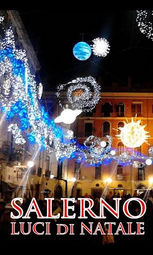 Salerno Luci d'artista 2016