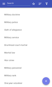Military law 1