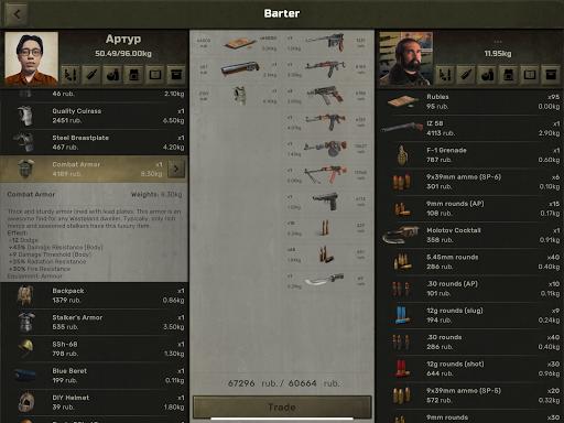 ATOM RPG apktram screenshots 22
