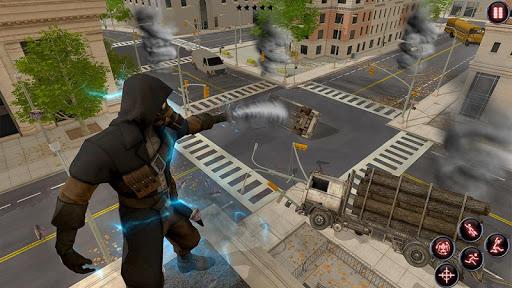 wind magical rope hero  screenshots 3