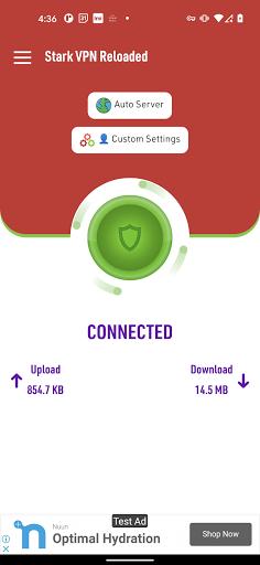 Stark VPN Reloaded https screenshots 1