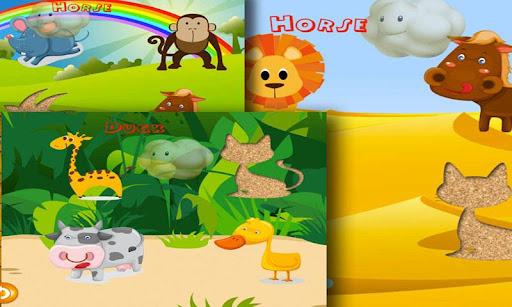 QCat Animal Puzzle (Free) 2.5.1 screenshots 2