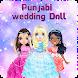 パンジャブ人の結婚式の人形の化粧ゲーム - Androidアプリ