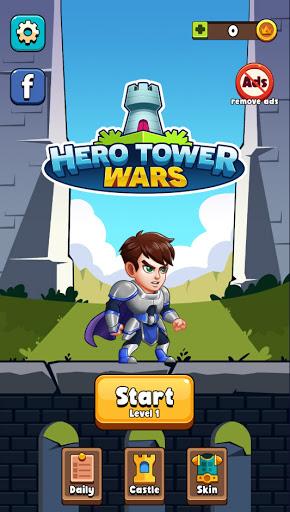 Hero Tower Wars 1.3 screenshots 2