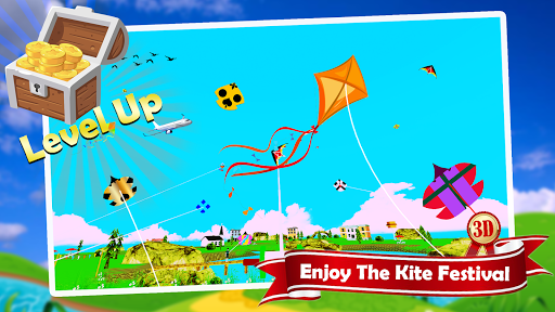 Basant The Kite Fight 3D : Kite Flying Games 2021 1.0.7 screenshots 12