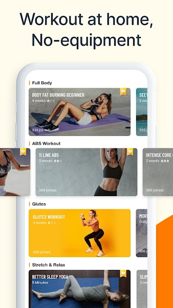 SliimFit: Workout for Women, Lose Weight, Fat Burn