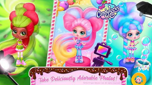 Candylocks Hair Salon - Style Cotton Candy Hair  Screenshots 7
