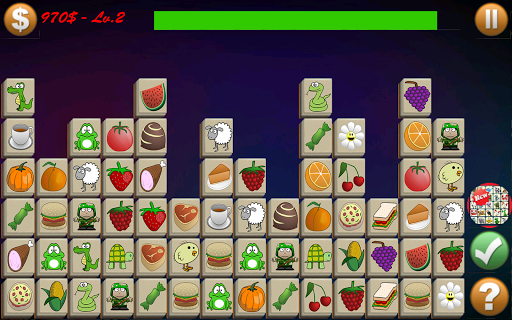 Tile Connect Master - Fruit Onnect Tile Puzzle apkpoly screenshots 3