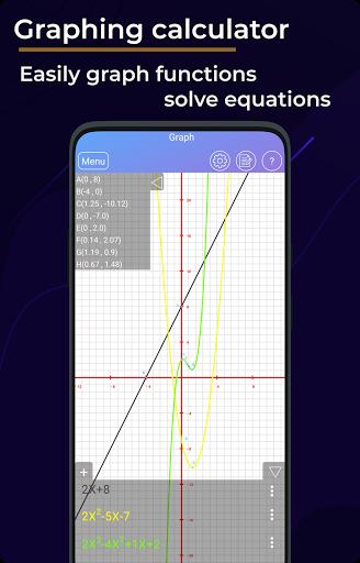 HiEdu Scientific Calculator He-580 Pro