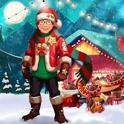Christmas Room Escape - Journey of little santa