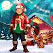 クリスマスルームエスケープ-小さなサンタの旅 - Androidアプリ