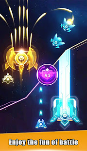 Galaxy Attack-space shooting games Apkfinish screenshots 3
