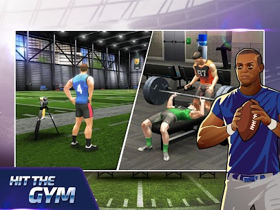 All Star Quarterback – American Football Sim 9