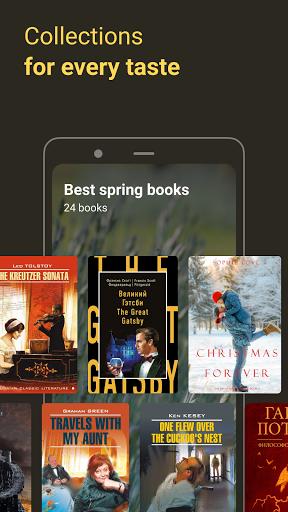 MyBook: books and audiobooks 3.36.2 Screenshots 2