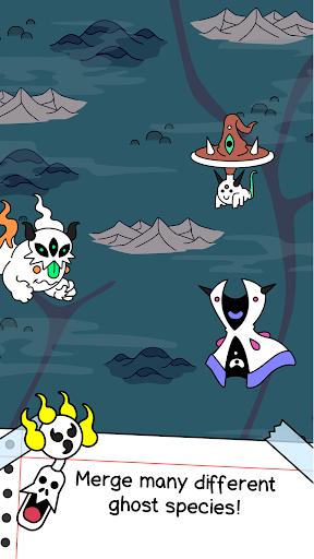 Ghost Evolution - Create Evolved Spirits 1.0.2 screenshots 3