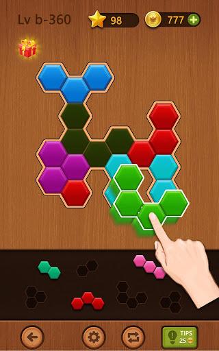 Block Hexa Puzzle apkdebit screenshots 9