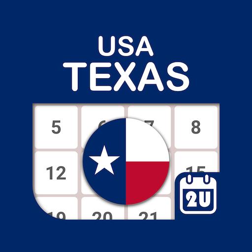 Texas Calendar - Holiday & Note (Calendar 2021)