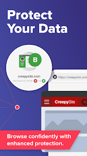 DuckDuckGo Privacy Browser Screenshot