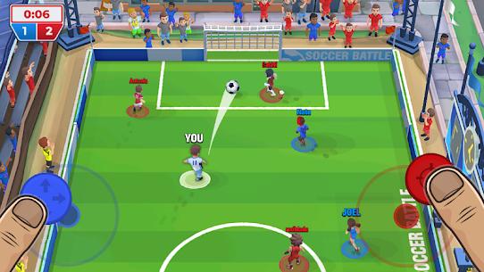Soccer Battle Online PvP Mod Apk 1.23.0 (Unlimited Cash/Gold) 4