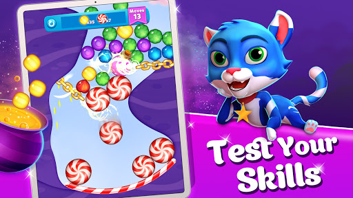 Crafty Candy Blast - Sweet Puzzle Game modavailable screenshots 7