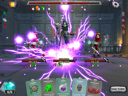Dungeon Tales: RPG Card Game & Roguelike Battles  screenshots 18