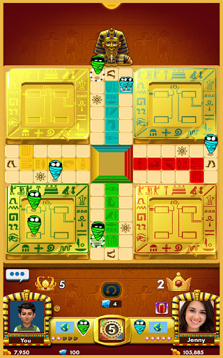 Ludo Kingu2122 - Parchisi Dice Board Game 5.8.0.174 screenshots 16
