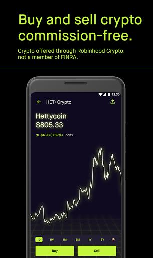 Robinhood - Investment & Trading, Commission-free  screenshots 3